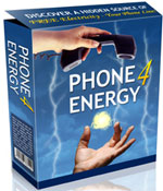 Sustainable Energy from your phone.