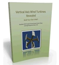Vertical Axis Wind Turbine.